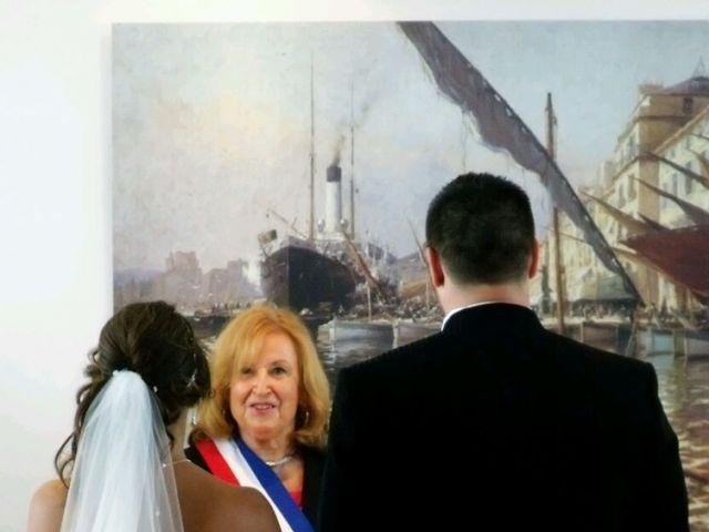 Le mariage de Aurélie et Martin à Toulon, Var 4