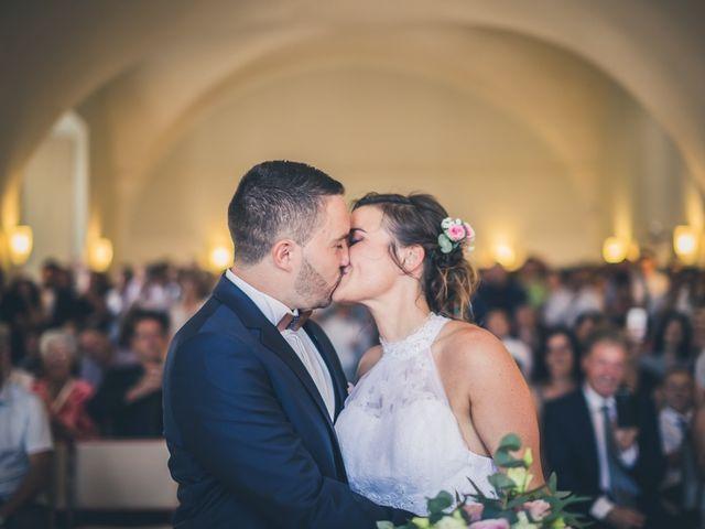 Le mariage de Laurie et Mickaël