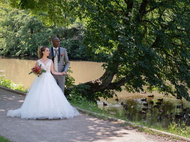 Le mariage de Ousmane et Elodie à Le Monastère, Aveyron 5
