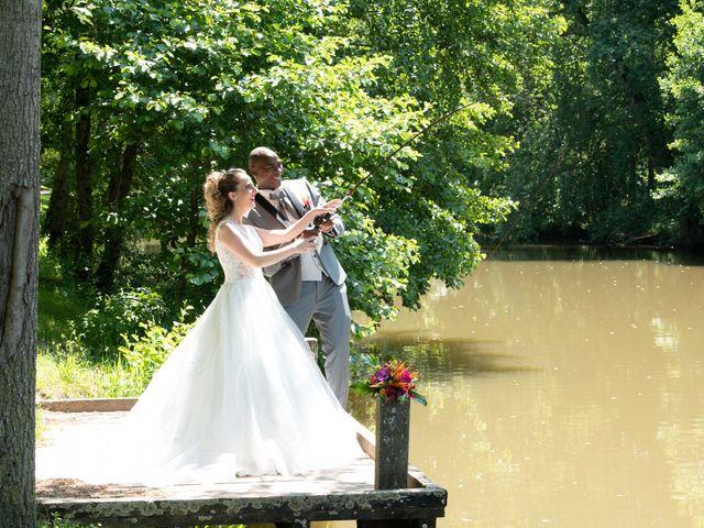 Le mariage de Ousmane et Elodie à Le Monastère, Aveyron 8