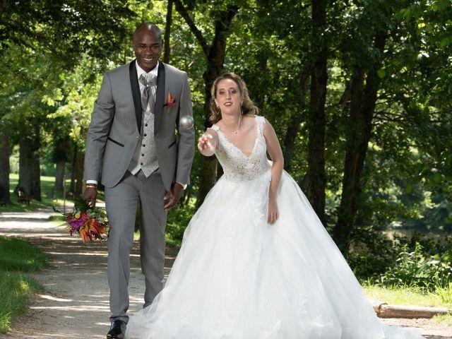 Le mariage de Ousmane et Elodie à Le Monastère, Aveyron 9