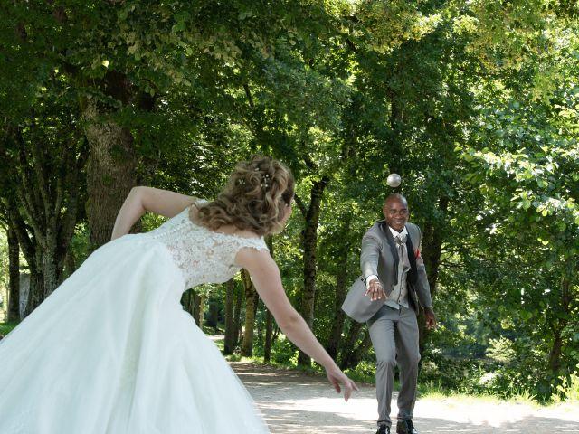 Le mariage de Ousmane et Elodie à Le Monastère, Aveyron 10