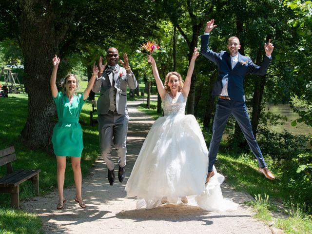 Le mariage de Ousmane et Elodie à Le Monastère, Aveyron 3