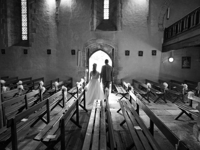 Le mariage de Ousmane et Elodie à Le Monastère, Aveyron 23