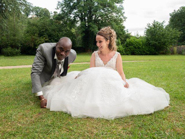 Le mariage de Ousmane et Elodie à Le Monastère, Aveyron 27