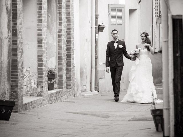 Le mariage de Mathieu et Alissia à Marseille, Bouches-du-Rhône 11