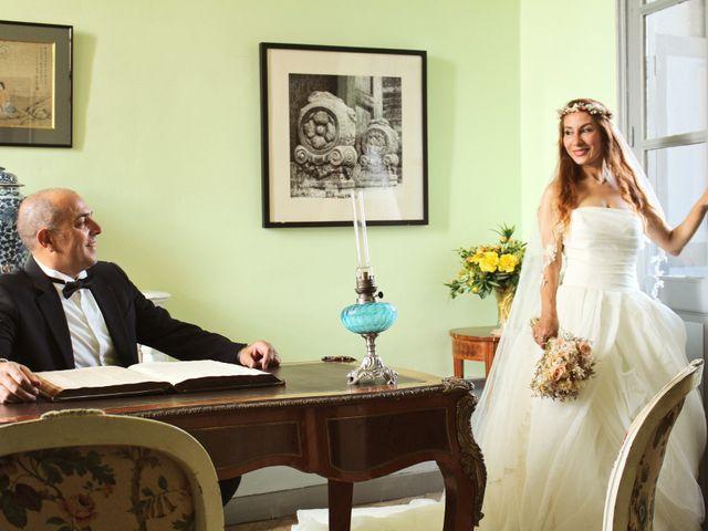 Le mariage de Elif et Slimane