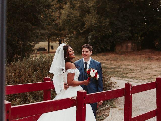 Le mariage de Laurent  et Aminata  à Toulouse, Haute-Garonne 7