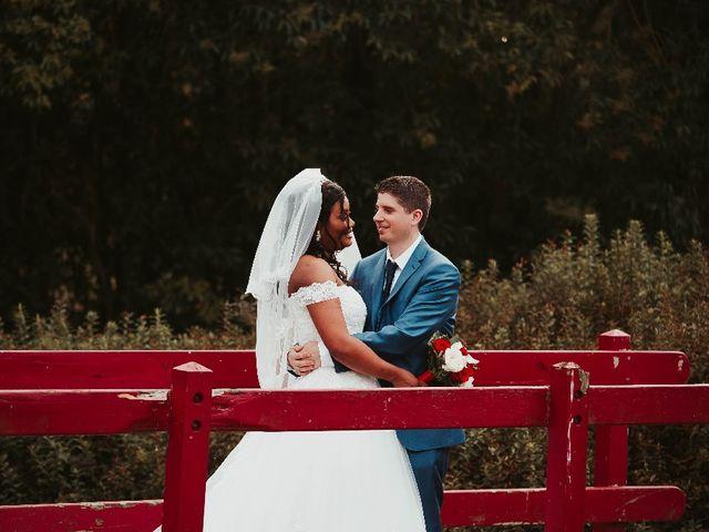 Le mariage de Aminata  et Laurent