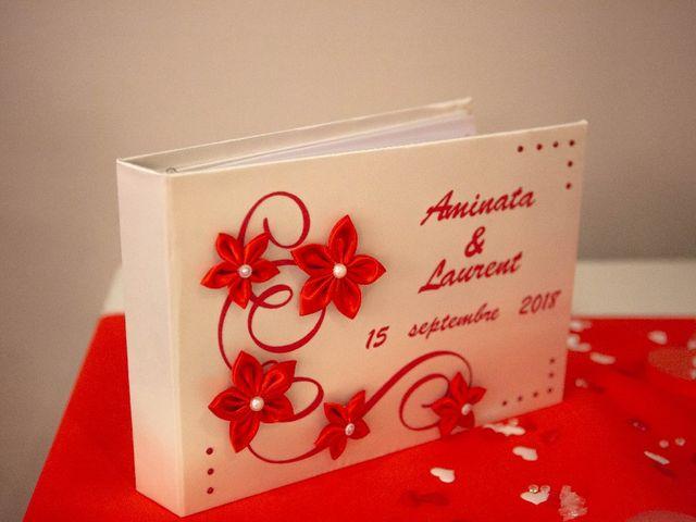 Le mariage de Laurent  et Aminata  à Toulouse, Haute-Garonne 18