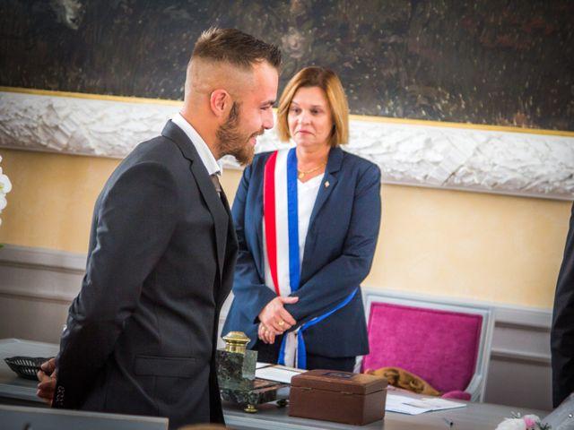 Le mariage de Jérôme  et Anaïs à Roanne, Loire 16