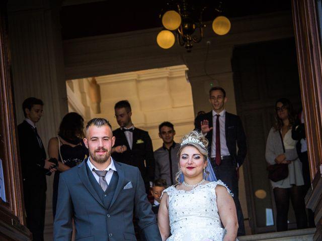 Le mariage de Jérôme  et Anaïs à Roanne, Loire 17