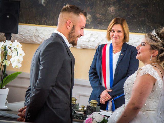Le mariage de Jérôme  et Anaïs à Roanne, Loire 18
