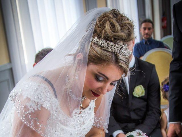 Le mariage de Jérôme  et Anaïs à Roanne, Loire 20