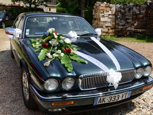 Le mariage de Yoann et Laura à Saint-Denis-d'Authou, Eure-et-Loir 7