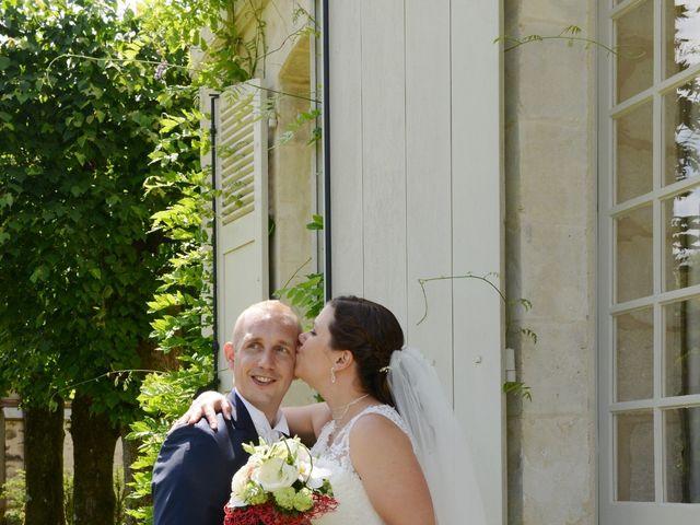 Le mariage de Yoann et Laura à Saint-Denis-d'Authou, Eure-et-Loir 13