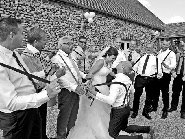 Le mariage de Yoann et Laura à Saint-Denis-d'Authou, Eure-et-Loir 21