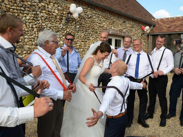 Le mariage de Yoann et Laura à Saint-Denis-d'Authou, Eure-et-Loir 20