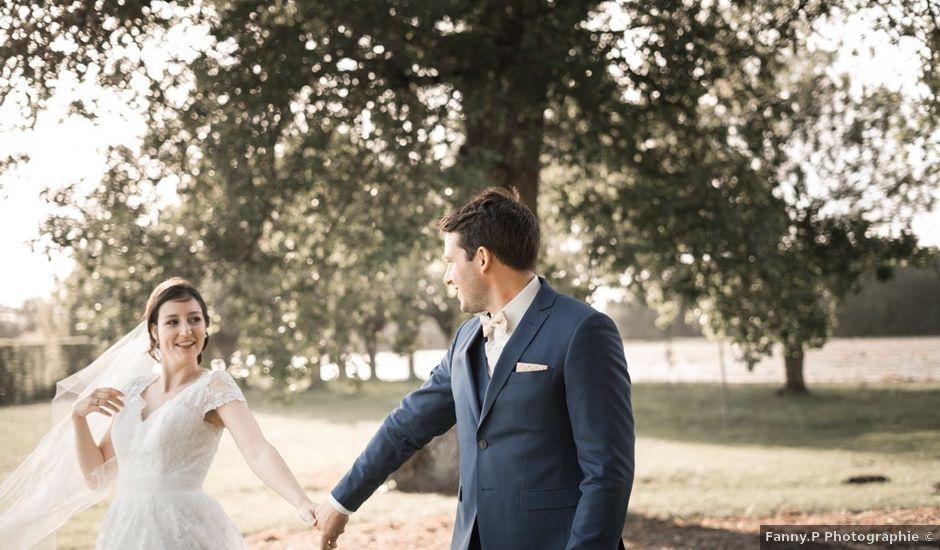 Le mariage de Romain et Elise à Xanton-Chassenon, Vendée