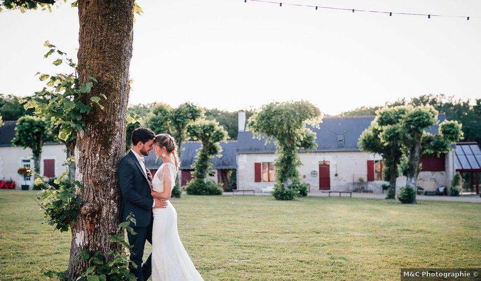 Le mariage de Théo et Roxane à Tours, Indre-et-Loire