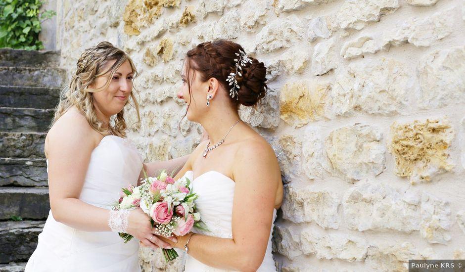 Le mariage de Anaele et Aurore à Cluny, Saône et Loire