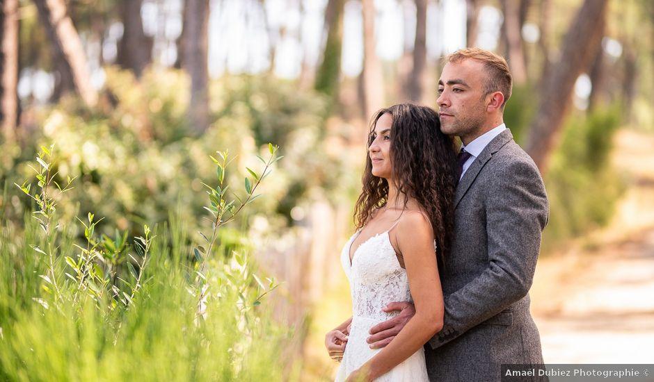 Le mariage de Rémi et Saadia à Saint-Gervais, Gironde