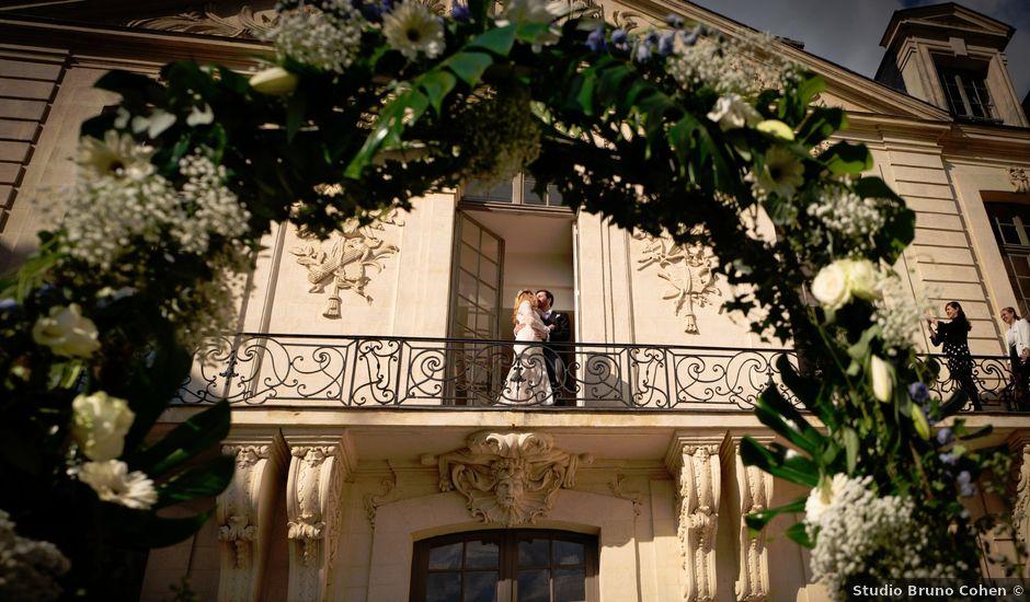 Le mariage de Alan et Magdalena à Ermenonville, Oise