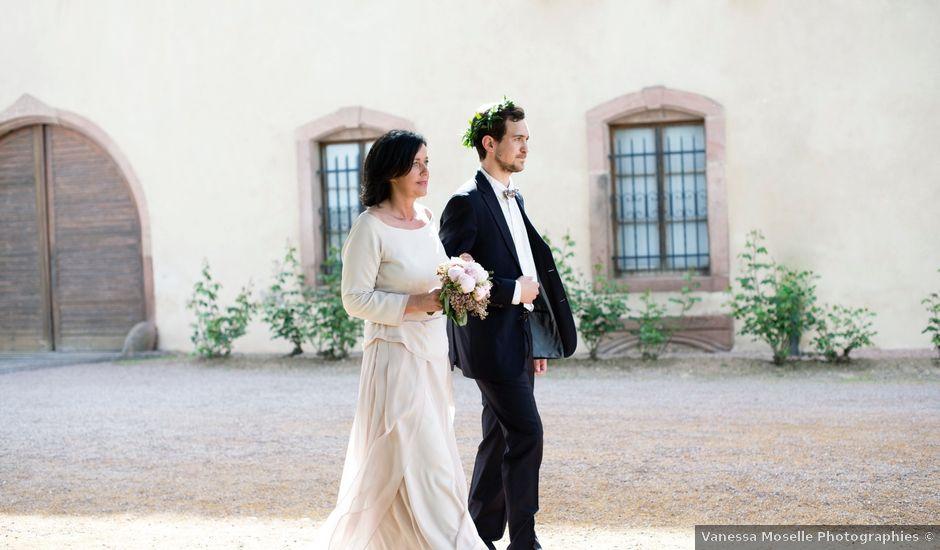 Le mariage de Emmanuel et Dominique à Colmar, Haut Rhin