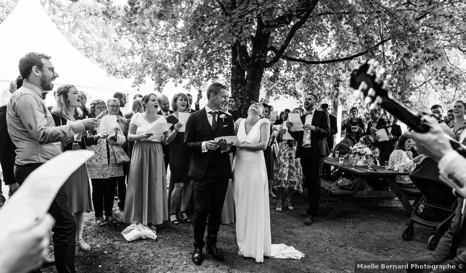 Le mariage de Ludo et Fanny à Quimper, Finistère