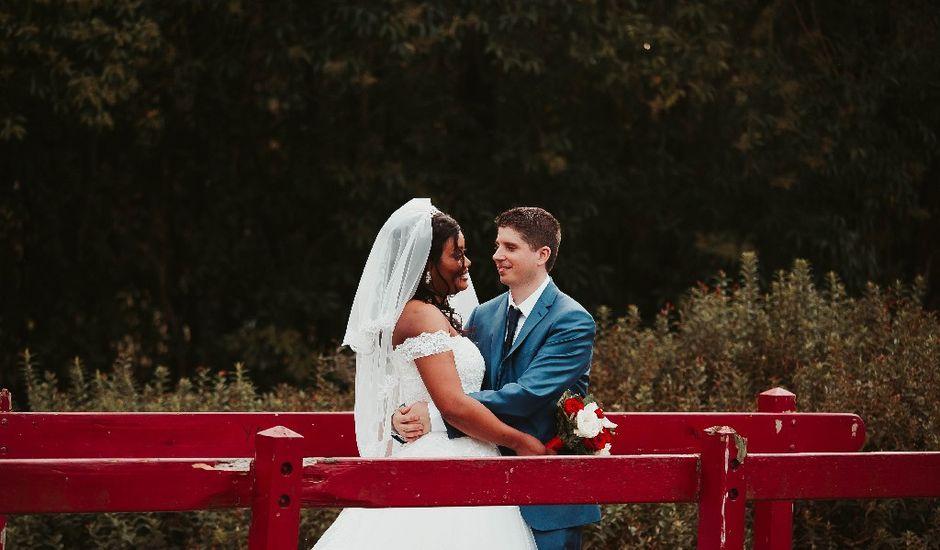 Le mariage de Laurent  et Aminata  à Toulouse, Haute-Garonne