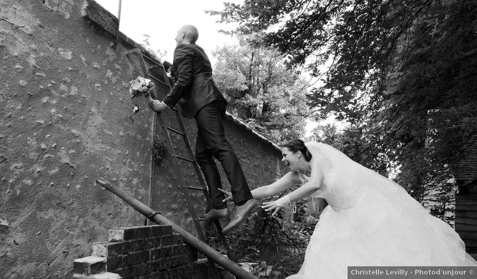 Le mariage de Yoann et Laura à Saint-Denis-d'Authou, Eure-et-Loir