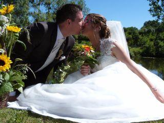 Le mariage de Loriane et Kévin