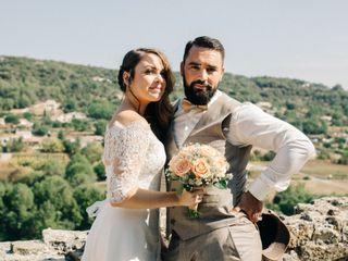 Le mariage de Victorine et Cédric