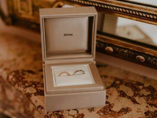 Le mariage de Carole et Jérémy 1