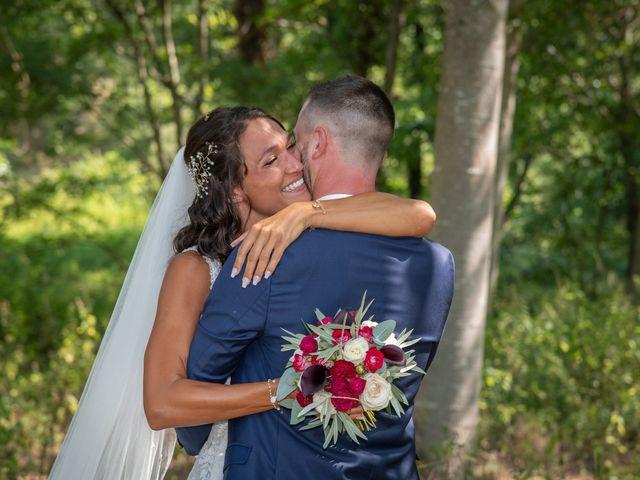 Le mariage de Kevin et Julie à Sainte-Maure-de-Touraine, Indre-et-Loire 13
