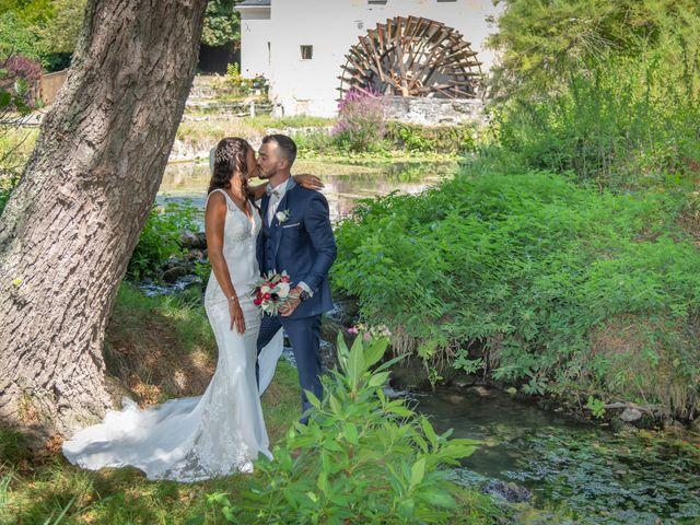 Le mariage de Kevin et Julie à Sainte-Maure-de-Touraine, Indre-et-Loire 16