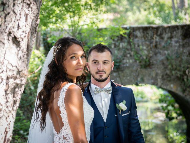 Le mariage de Kevin et Julie à Sainte-Maure-de-Touraine, Indre-et-Loire 17