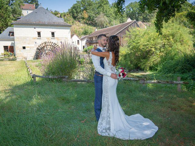 Le mariage de Kevin et Julie à Sainte-Maure-de-Touraine, Indre-et-Loire 19