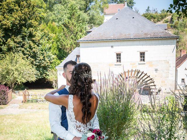 Le mariage de Kevin et Julie à Sainte-Maure-de-Touraine, Indre-et-Loire 21