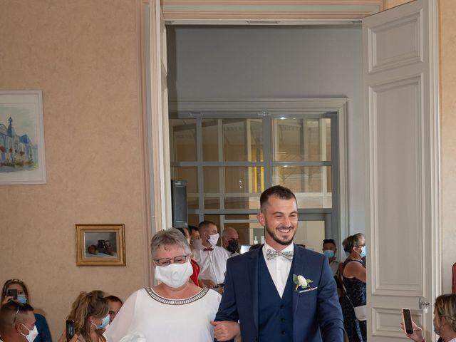 Le mariage de Kevin et Julie à Sainte-Maure-de-Touraine, Indre-et-Loire 23