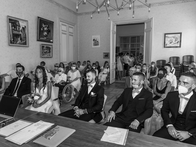 Le mariage de Kevin et Julie à Sainte-Maure-de-Touraine, Indre-et-Loire 30