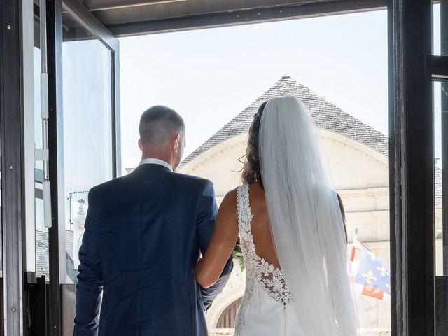 Le mariage de Kevin et Julie à Sainte-Maure-de-Touraine, Indre-et-Loire 31