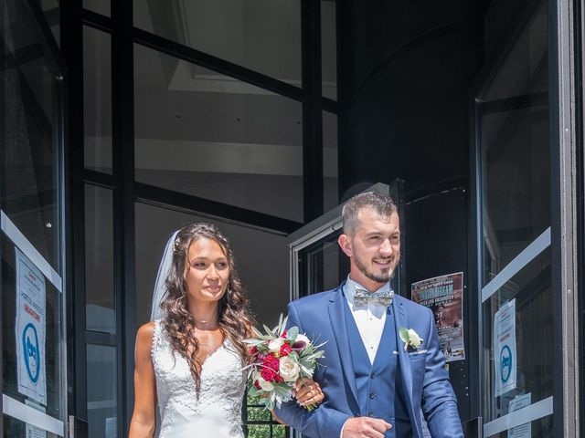 Le mariage de Kevin et Julie à Sainte-Maure-de-Touraine, Indre-et-Loire 32