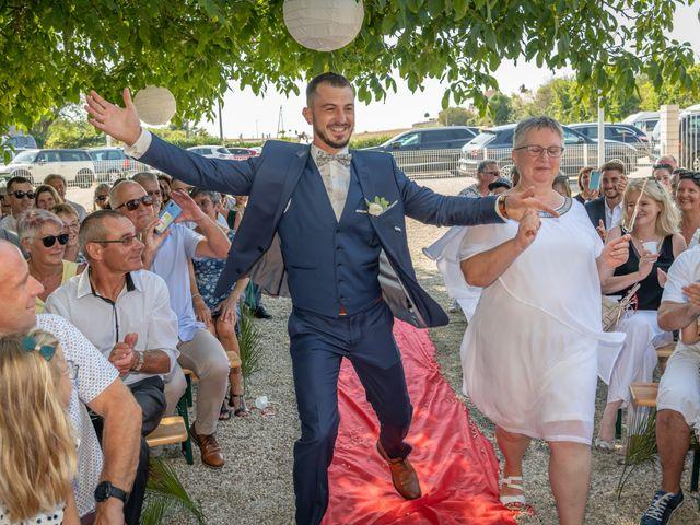 Le mariage de Kevin et Julie à Sainte-Maure-de-Touraine, Indre-et-Loire 33