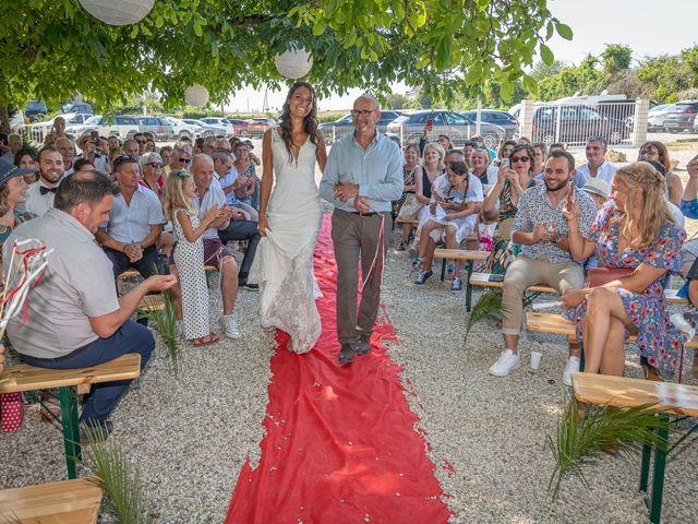 Le mariage de Kevin et Julie à Sainte-Maure-de-Touraine, Indre-et-Loire 34