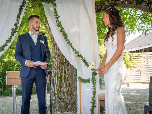 Le mariage de Kevin et Julie à Sainte-Maure-de-Touraine, Indre-et-Loire 36