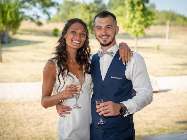 Le mariage de Kevin et Julie à Sainte-Maure-de-Touraine, Indre-et-Loire 40