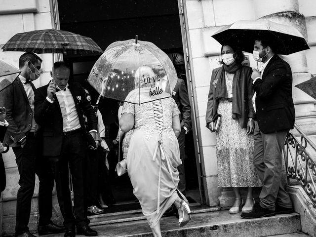 Le mariage de Jeremy et Jennifer à Le Porge, Gironde 23