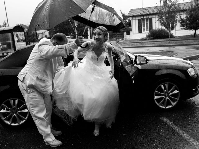 Le mariage de Jeremy et Jennifer à Le Porge, Gironde 24