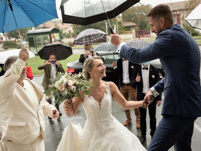 Le mariage de Jeremy et Jennifer à Le Porge, Gironde 25